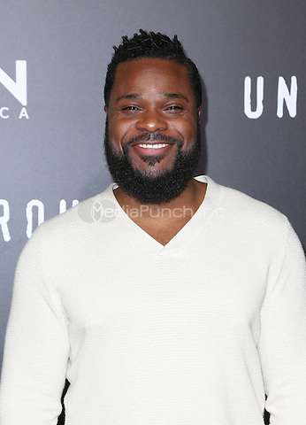 WESTWOOD, CA - February 28: Malcolm-Jamal Warner, At The Regency Village Theatre In California on February 28, 2017. Credit: Faye Sadou/MediaPunch