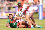 25th March 2018 - Intrust Super Cup Round 3: Wynnum Manly Seagulls v Redcliffe Dolphins