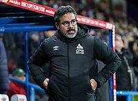 Huddersfield Town's manager David Wagner<br /> <br /> Photographer Andrew Kearns/CameraSport<br /> <br /> The Premier League - Huddersfield Town v Burnley - Wednesday 2nd January 2019 - John Smith's Stadium - Huddersfield<br /> <br /> World Copyright © 2019 CameraSport. All rights reserved. 43 Linden Ave. Countesthorpe. Leicester. England. LE8 5PG - Tel: +44 (0) 116 277 4147 - admin@camerasport.com - www.camerasport.com