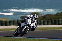 2011 Superbike World Championship, Round 01, Phillip Island, Australia, 27 February 2011, Leon Haslam, BMW