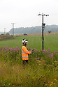 24/07/19<br /> <br /> 'Before' photo ahead of line removal work at Biggin, Derbyshire.<br /> <br /> All Rights Reserved, F Stop Press Ltd +44 (0)7765 242650 www.fstoppress.com rod@fstoppress.com