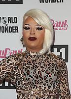 "13 May 2019 - Los Angeles, California - Vanessa Vanjie Mateo. ""RuPaul's Drag Race"" Season 11 Finale Taping held at The Orpheum Theatre. Photo Credit: Faye Sadou/AdMedia"