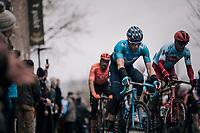 Jürgen Roelandts (BEL/Movistar)<br /> <br /> 71th Kuurne-Brussel-Kuurne 2019 <br /> Kuurne to Kuurne (BEL): 201km<br /> <br /> ©kramon