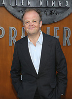 LOS ANGELES, CA - JUNE 12: Toby Jones, at Jurassic World: Fallen Kingdom Premiere at Walt Disney Concert Hall, Los Angeles Music Center in Los Angeles, California on June 12, 2018. <br /> CAP/MPIFS<br /> &copy;MPIFS/Capital Pictures