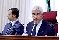 Pier Ferdinando Casini Presidente Commissione banche