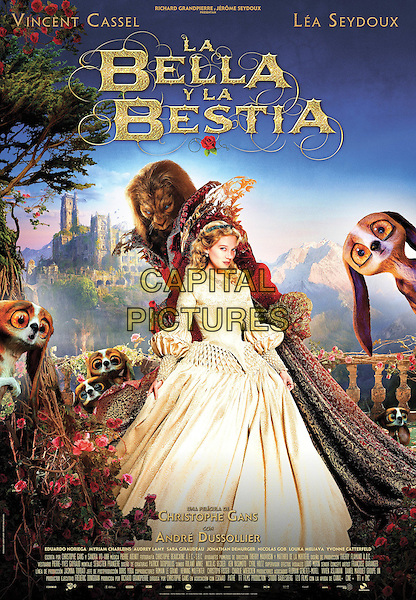 POSTER ART<br /> in Beauty and the Beast (2014)<br /> (La belle et la bete)<br /> *Filmstill - Editorial Use Only*<br /> CAP/NFS<br /> Image supplied by Capital Pictures