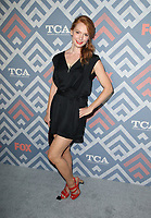 WEST HOLLYWOOD, CA - AUGUST 8: Alicia Witt, at 2017 Summer TCA Tour - Fox at Soho House in West Hollywood, California on August 8, 2017. <br /> CAP/MPI/FS<br /> &copy;FS/MPI/Capital Pictures