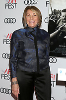 LOS ANGELES - NOV 20:  Marie Brenner at the AFI Gala - Richard Jewell Premiere at TCL Chinese Theater IMAX on November 20, 2019 in Los Angeles, CA