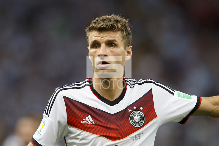 Thomas Muller of Germany