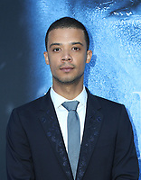 "LOS ANGELES, CA July 12- Jacob Anderson,  At Premiere Of HBO's ""Game Of Thrones"" Season 7 at The Walt Disney Concert Hall, California on July 12, 2017. Credit: Faye Sadou/MediaPunch"