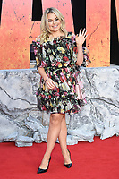 Tallia Storm arriving for the &quot;Rampage&quot; premiere at the Cineworld Empire Leicester Square, London, UK. <br /> 11 April  2018<br /> Picture: Steve Vas/Featureflash/SilverHub 0208 004 5359 sales@silverhubmedia.com