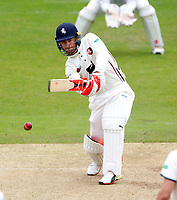 Heino Kuhn bats for Kent during day 2 of the Specsavers County Championship Div 2 game between Kent and Sussex at the St Lawrence Ground, Canterbury, on May 12, 2018