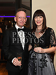 Ollie and Catherine Tierney at the Odie Wants to Walk Valentine Ball in the Glenside hotel. Photo:Colin Bell/pressphotos.ie