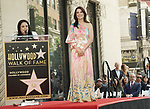 Lucy Liu Honored With Star On The Hollywood Walk Of Fame on May 01, 2019 in Hollywood, California.<br /> a_Lucy Liu 004