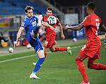 Sebastian Rudy (Hoffenheim).<br /> <br /> Sport: Fussball: 1. Bundesliga: Saison 19/20: 28. Spieltag: TSG 1899 Hoffenheim - 1. FC Koeln, 27.05.2020<br /> <br /> Foto: Markus Gilliar/GES/POOL/PIX-Sportfotos.<br /> <br /> Nur für journalistische Zwecke! Only for editorial use!<br /> <br /> Gemäß den Vorgaben der DFL Deutsche Fußball Liga ist es untersagt, in dem Stadion und/oder vom Spiel angefertigte Fotoaufnahmen in Form von Sequenzbildern und/oder videoähnlichen Fotostrecken zu verwerten bzw. verwerten zu lassen. DFL regulations prohibit any use of photographs as image sequences and/or quasi-video.