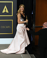 09 February 2020 - Hollywood, California -  Laura Dern attends the 92nd Annual Academy Awards presented by the Academy of Motion Picture Arts and Sciences held at Hollywood & Highland Center. Photo Credit: Theresa Shirriff/AdMedia