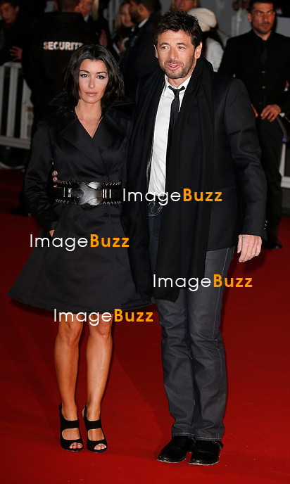 JENIFER & PATRICK BRUEL  / January 26,, 2013- Jenifer & Patrick Bruel attend the NRJ Music Awards at Palais des Festivals in Cannes, France.