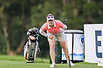Sheridan Gorton of Australia during the first round of the EFG Hong Kong Ladies Open at the Hong Kong Golf Club Old Course on May 11, 2018 in Hong Kong. Photo by Marcio Rodrigo Machado / Power Sport Images