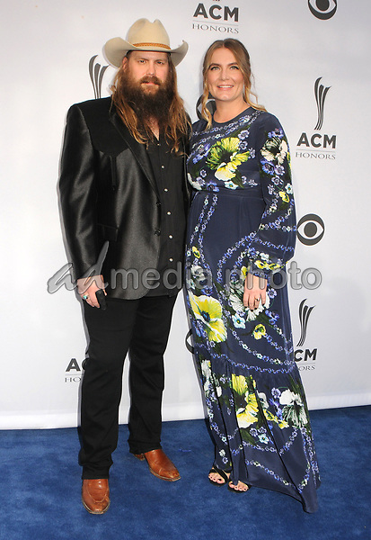 23 August 2017 - Nashville, Tennessee - Chris Stapleton, Morgane Stapleton,. 11th Annual ACM Honors held at the Ryman Auditorium. Photo Credit: Dara-Michelle Farr/AdMedia