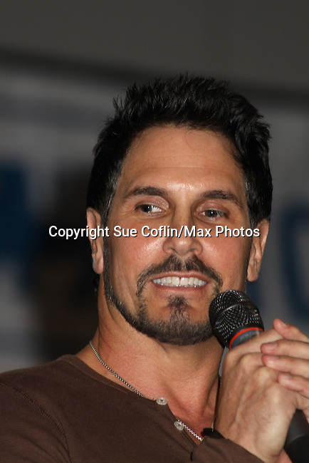The Bold and the Beautiful Don Diamont at the Soapstar Spectacular starring actors from OLTL, Y&R, B&B and ex ATWT & GL on November 20, 2010 at the Myrtle Beach Convention Center, Myrtle Beach, South Carolina. (Photo by Sue Coflin/Max Photos)