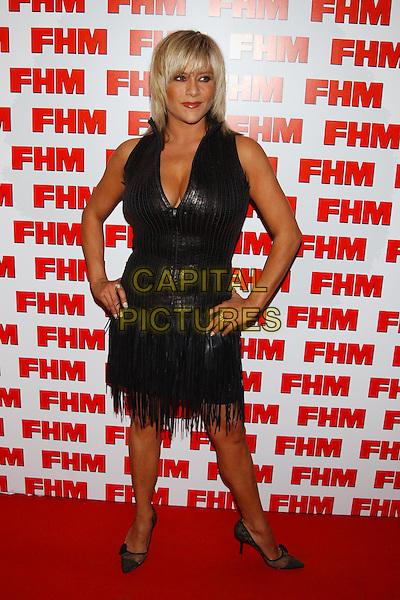 SAMANTHA FOX - SAM FOX.FHM 100 Sexiest Party 2003.Aldwych tube station.sales@capitalpictures.com.www.capitalpictures.com.©Capital Pictures.tassles