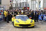 #63 CORVETTE RACING GM (USA) CHEVROLET CORVETTE C7R LMGTE PRO JAN MAGNUSSEN (DNK) ANTONIO GARCIA (SPA) RICKY TAYLOR (USA)
