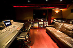 Nightbird Recording Studio at the Sunset Marquis Hotel, West Hollywood, CA