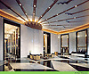Hearst Tower Lobby by Smallwood, Reynolds, Stewart Interiors, Inc.
