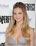 Alexis Knapp . at the Universal Pictures L.A. Premiere of Pitch Perfect held at The Arclight Theatre in Hollywood, California on September 24,2012                                                                               © 2012 Hollywood Press Agency