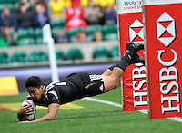 HSBC London Sevens Series London at Twickenham Stadium, England. May 21,