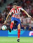 Atletico de Madrid's Jose Maria Gimenez during La Liga match. August 18,2019. (ALTERPHOTOS/Acero)
