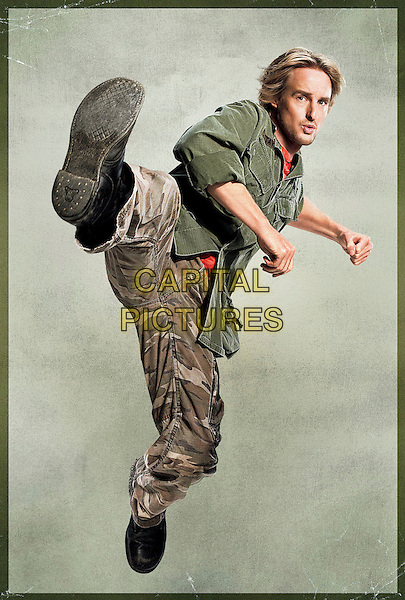 KEY POSTER ART.in Drillbit Taylor.*Filmstill - Editorial Use Only*.CAP/FB.Supplied by Capital Pictures.