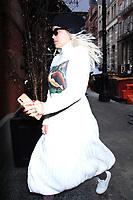 NEW YORK ,NY - January 16: Rita Ora seen in New York City on January 16, 2019. Credit: RW/MediaPunch