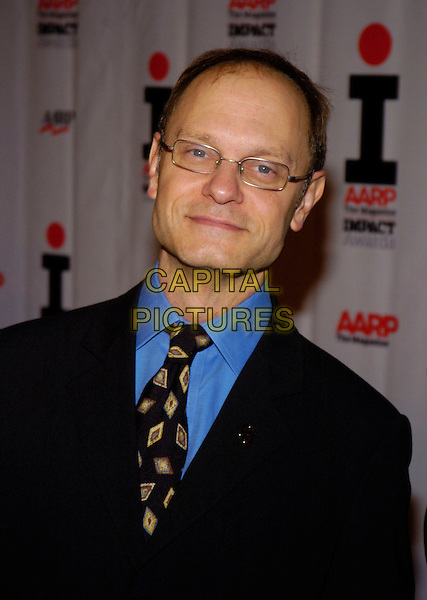 DAVID HYDE PIERCE.AARP Imapact Awards at the New York Public Library, .New York, NY, USA, 18 December 2006..portrait headshot glasses.CAP/ADM/BL.©Bill Lyons/Admedia/Capital Pictures *** Local Caption ***