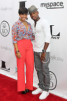 "RaVaughn Brown and Ne-Yo attending the premiere of ""Something From Nothing: The Art of Rap"" at Alice Tully Hall in New York, 12.06.2012...Credit: Rolf Mueller/face to face /MediaPunch Inc. ***FOR USA ONLY*** NORTEPHOTO.COM NORTEPHOTO.COM"