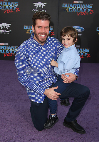 "HOLLYWOOD, CA - April 19: Perez Hilton, Mario Armando Lavandeira III, At Premiere Of Disney And Marvel's ""Guardians Of The Galaxy Vol. 2"" At The Dolby Theatre  In California on April 19, 2017. Credit: FS/MediaPunch"