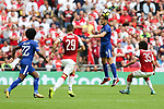Cesc Fabregas of Chelsea during the The FA Community Shield match at Wembley Stadium, London. Picture date 6th August 2017. Picture credit should read: Charlie Forgham-Bailey/Sportimage