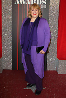 Annie Wallace at The British Soap Awards 2019 arrivals. The Lowry, Media City, Salford, Manchester, UK on June 1st 2019<br /> CAP/ROS<br /> ©ROS/Capital Pictures