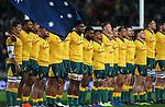 Bledisloe Cup Rugby, All Blacks v Wallabies, Eden Park, Auckland, Saturday 17 August 2019. Photo: Simon Watts/www.bwmedia.co.nz