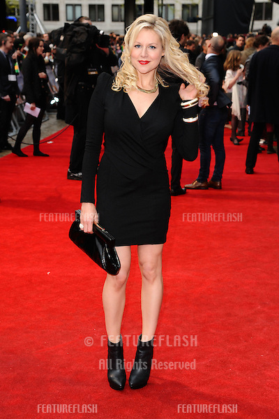 "Abi Titmuss arriving for the premiere of ""The Dictator"" at the Royal Festival Hall, South Bank , London. 10/05/2012 Picture by: Steve Vas / Featureflash"