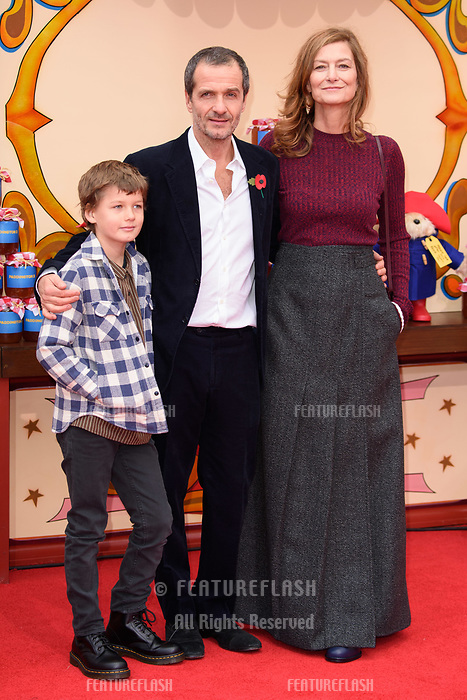 Producer David Heyman at the &quot;Paddington 2&quot; premiere at the NFT South Bank, London, UK. <br /> 05 November  2017<br /> Picture: Steve Vas/Featureflash/SilverHub 0208 004 5359 sales@silverhubmedia.com
