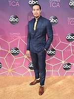 05 August 2019 - West Hollywood, California - Desmond Chiam. ABC's TCA Summer Press Tour Carpet Event held at Soho House.   <br /> CAP/ADM/BB<br /> ©BB/ADM/Capital Pictures