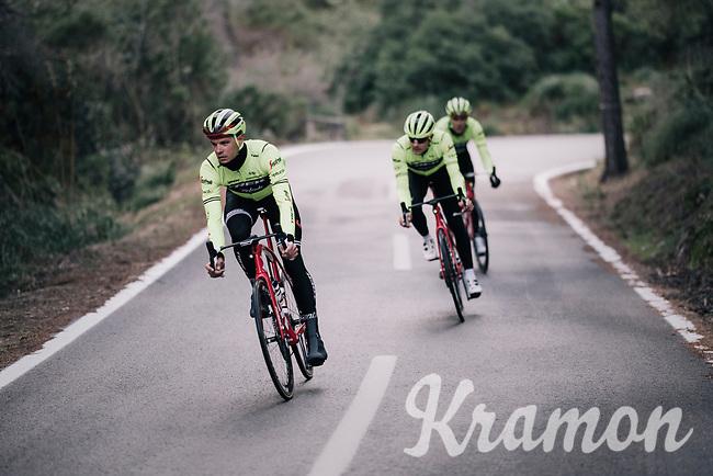 Jasper STUYVEN (BEL/Trek-Segafredo)<br /> <br /> Team Trek-Segafredo men's team<br /> training camp<br /> Mallorca, january 2019<br /> <br /> ©kramon