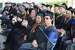 Images from the 2015 Western Nevada College Commencement held at the Pony Express Pavilion in Carson City, Nev., on Monday, May 18, 2015.<br /> Photo by Tim Dunn