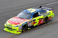 May 1, 2009; Richmond, VA, USA; NASCAR Sprint Cup Series driver Mark Martin during practice for the Russ Friedman 400 at the Richmond International Raceway. Mandatory Credit: Mark J. Rebilas-