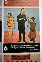 Technology: Weimar Culture--KPD Poster, detail.