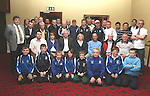 Boyne Rovers FC Protest Meeting...Photo NEWSFILE/Jenny Matthews.(Photo credit should read Jenny Matthews/NEWSFILE)....This Picture has been sent you under the condtions enclosed by:.Newsfile Ltd..The Studio,.Millmount Abbey,.Drogheda,.Co Meath..Ireland..Tel: +353(0)41-9871240.Fax: +353(0)41-9871260.GSM: +353(0)86-2500958.email: pictures@newsfile.ie.www.newsfile.ie.FTP: 193.120.102.198.