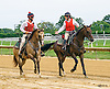 Outriders at Delaware Park on 9/5/16