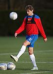 Nikica Jelavic on the ball