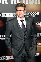Director Christopher McQuarrie attends the 'Jack Reacher' premiere at the Callao cinema in Madrid, Spain. December 13, 2012. (ALTERPHOTOS/Caro Marin) /NortePhoto